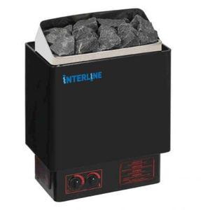 Interline Saunaofen mit Steuerung 30 ST-3 kW 230 Volt (2-4 m³)