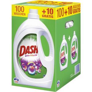 Dash Colorwaschmittel Color Frische Flüssig 110 WL 0.09 EUR/1 WL