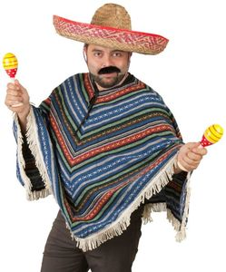Kostüm - Mexikaner - für Erwachsene