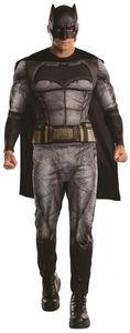 Batman Kostüm für Erwachsene - DC Justice League - 2-teilig - verschiedene Größen