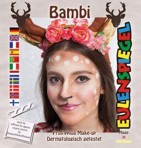 Schminkset - Bambi - Make-Up mit Zubehör
