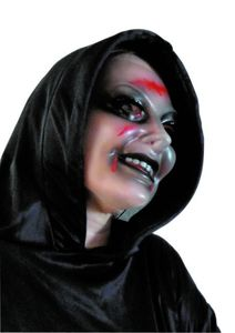 Halloweenmaske - Zombie - für Erwachsene