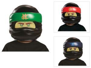 LEGO® Ninjago Maske - Deluxe-Serie - für Kinder - verschiedene Charaktere