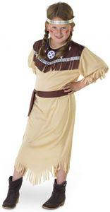 Kostüm - Indianermädchen - für Kinder - 3-teilig - verschiedene Größen