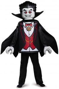 LEGO® Kostüm - Vampir - Deluxe-Serie - für Kinder - 4-teilig - verschiedene Größen