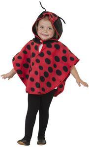 Kostüm - Marienkäfer - für Kinder