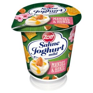 Zott Sahnejoghurt Mandel-Honig 140g