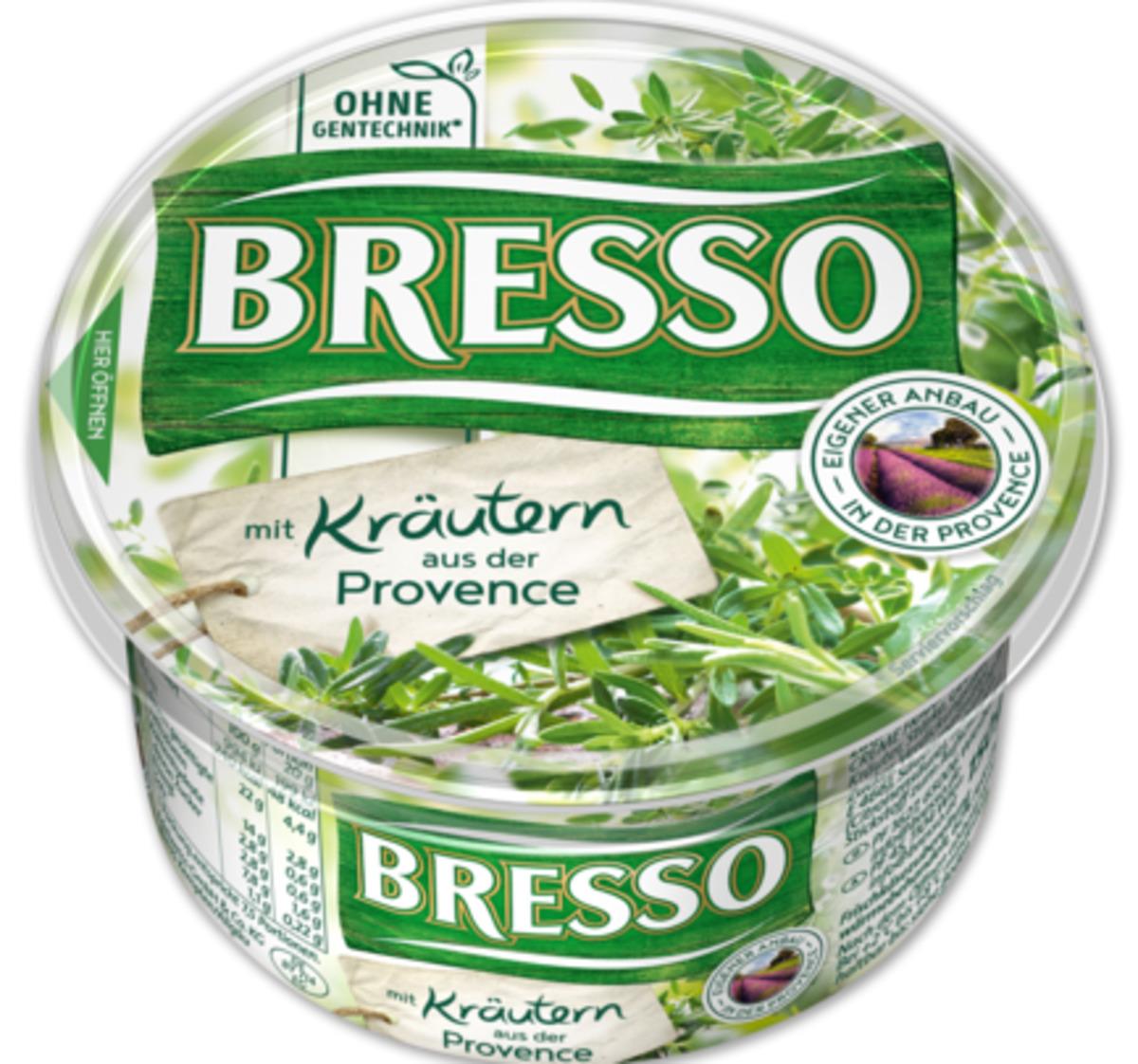 Bild 1 von BRESSO Frischkäse