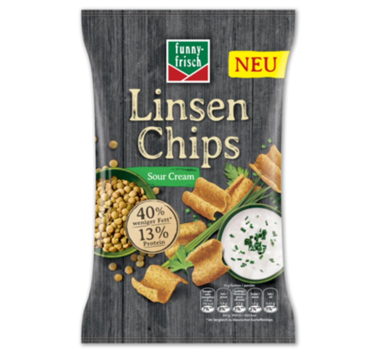 Bild 2 von FUNNY FRISCH Linsen Chips
