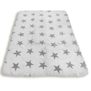 Wohndecke STAR - natur - 140x200 cm