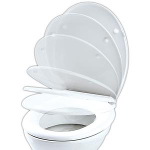 Badkomfort Hochwertiger WC-Sitz