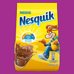 Nesquik Kakaohaltiges Getränkepulver