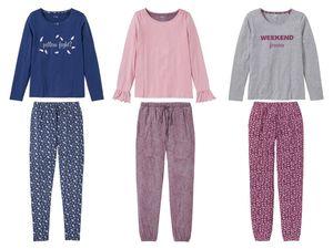 ESMARA® Lingerie PURE COLLECTION Damen Pyjama