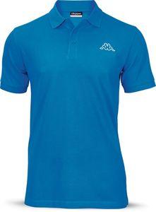 Herren Poloshirt - blau, Gr. XL