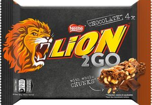 Lion2Go Chocolate 132g