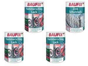 BAUFIX Hammerschlag-/Zink-Schutzlack