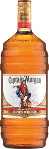 Captain Morgan Spiced Gold 1,5 Liter