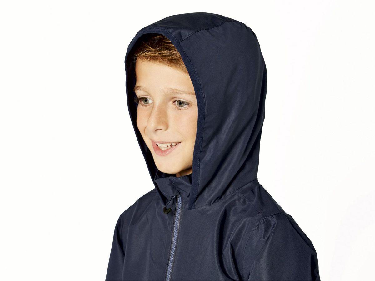 Bild 5 von CRIVIT® Kinder Jungen Regenjacke