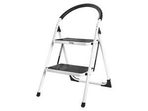 POWERFIX® Stahlklapptritt 2 Stufen