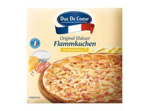 Original Elsässer Flammkuchen