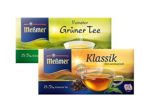 Meßmer Tee