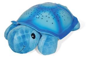 Cloud b Nachtlicht Schildkröte blau