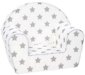 knorr toys Kindersessel Stars Grey