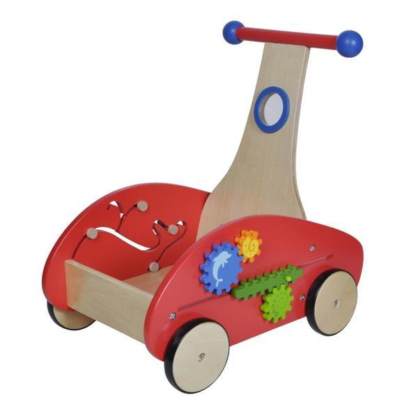 knorr toys Lauflernwagen Flitzer Felix