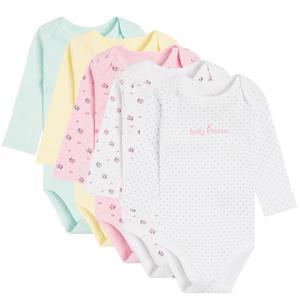 Baby Body 5er Pack für Mädchen