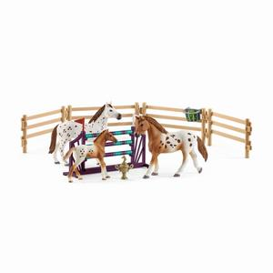 Schleich 42433 Horse Club Lisas Turnier-Training