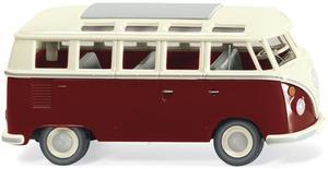 WIKING 79722 VW T1 Sambabus rot/weiß