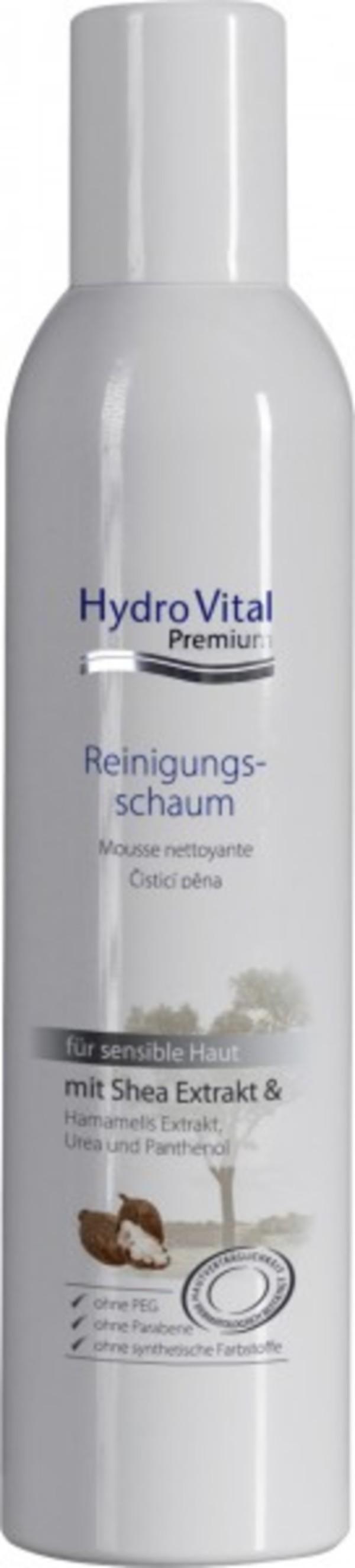 HydroVital Premium Reinigungsschaum ,  400 ml