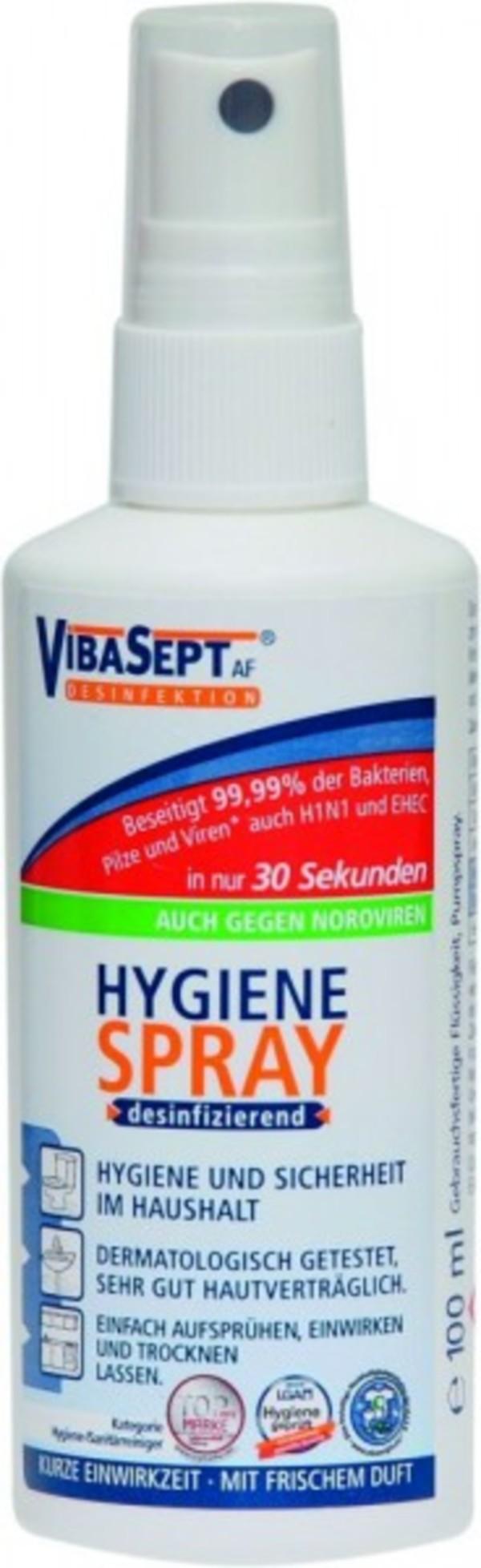 Vibasept Desinfektionsspray 100 ml ,  Flächendesinfektionslösung