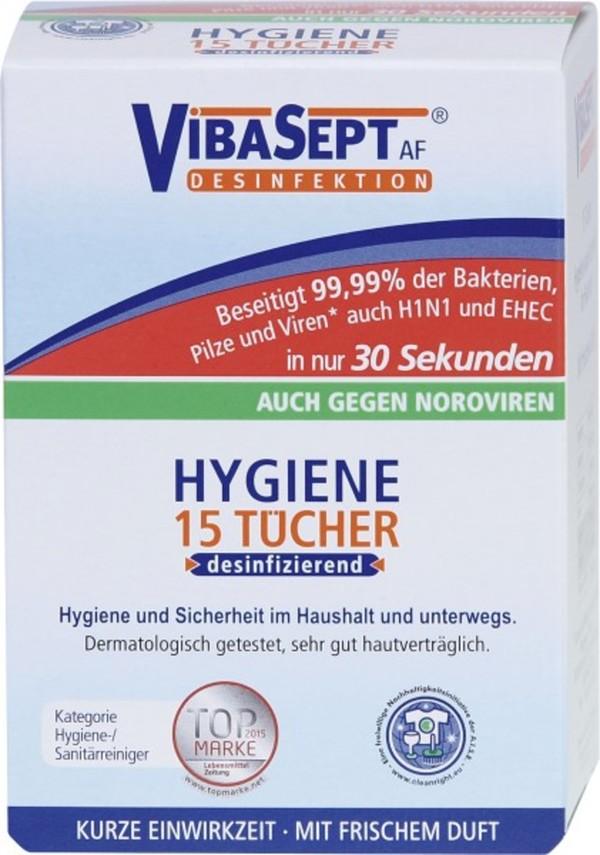 Vibasept Desinfektionstücher ,  gegen Bakterien, Viren, Pilze