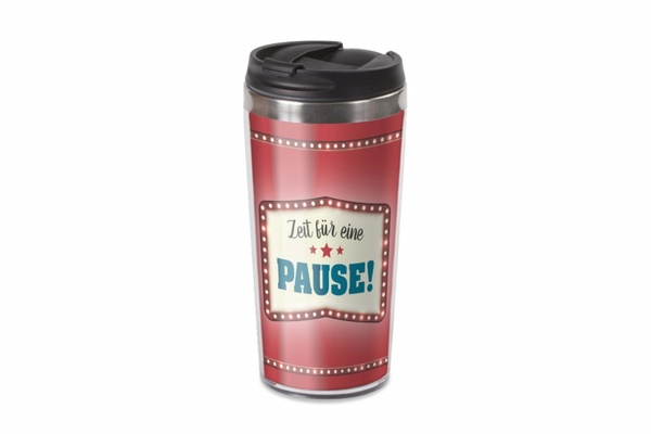 Thermobecher Pause 450ml 5,00 € / 100g
