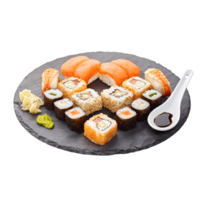 FREIHOFER GOURMET     Sushi Herz