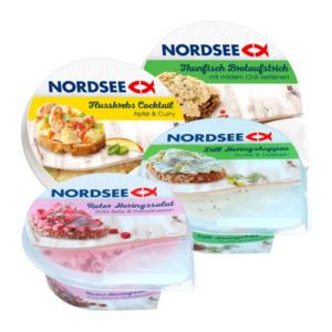 Nordsee Salat / Creme