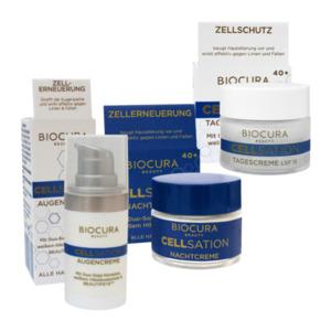 BIOCURA     Cellsation Gesichtspflege