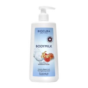 BIOCURA     Intensivpflege Bodymilk
