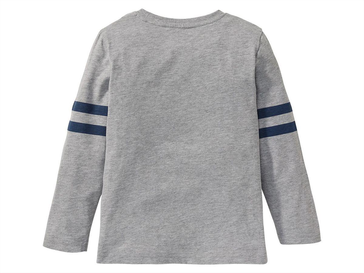Bild 5 von LUPILU® 2 Kleinkinder Jungen Langsarmshirts