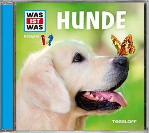 WAS IST WAS Hörspiel-CD: Hunde