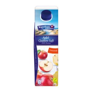WATERKANTSCHMAUS     Apfel-Quitten-Saft