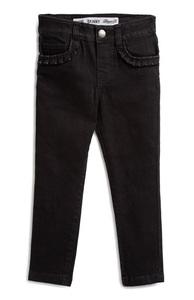 Schwarze Skinny Jeans (Mädchen)