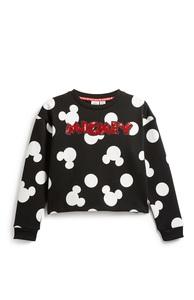 """""""Micky Maus"""" Sweatshirt (Teeny Girls)"""