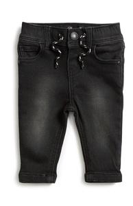 Jeans aus Jersey für Babys (J)