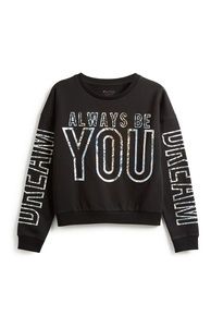 Trainings-Sweatshirt (Teeny Girls)