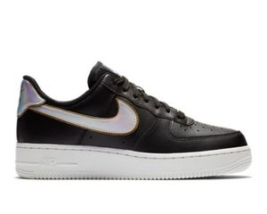 Nike AIR FORCE 1 ´07 METALLIC - Damen
