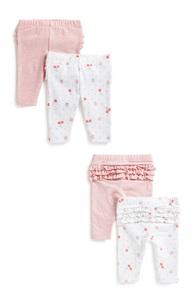 Leggings für Neugeborene (M), 2er-Pack