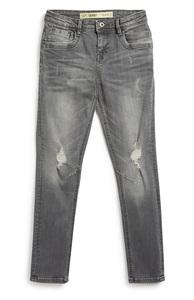 Graue Skinny Jeans (Teeny Boys)
