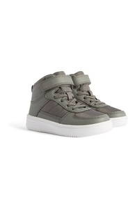 Graue High-Top-Sneaker (Jungen)